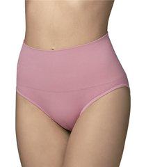calcinha cinta ultraleve demillus 46204 rosa blush - tricae