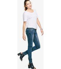 jeans blue york hoodlums