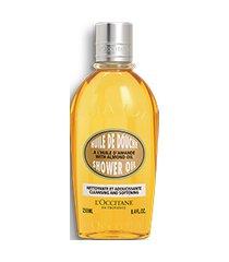 l'occitane óleo de banho hidratante amêndoa