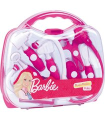 kit maleta médica barbie 7496-6 fun