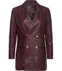 suit blazer blazers over d blazers röd depeche