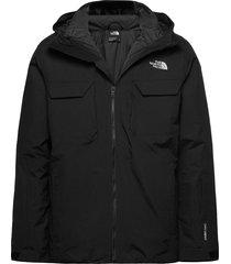 m fourbarrel tri jkt outerwear sport jackets svart the north face