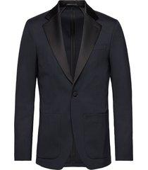 m. dean tuxedo jacket smoking blauw filippa k