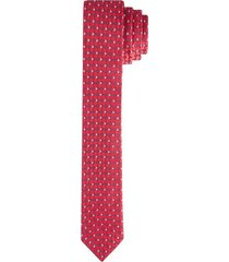 corbata pala ancha en poliéster con textura para hombre 03661
