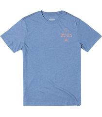 men's vibrations screen print short sleeve t-shirt