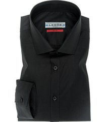 ledûb overhemd stretch slim fit 0042510/290000