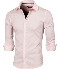 camisa rosa valkymia ralph