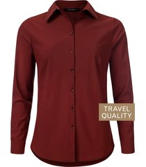 dayz becca blouse in travel stof