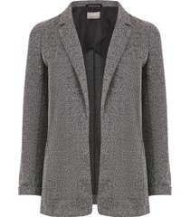 ponte tweed jacket