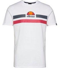 el glisenta tee t-shirts short-sleeved vit ellesse