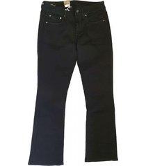 g-star 3301 zwarte mid skinny bootcut jeans