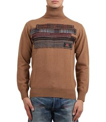 junya watanabe camel sweater