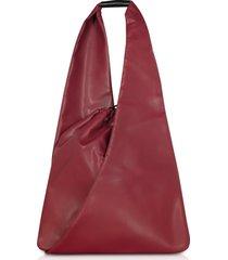 mm6 maison martin margiela japanese drawstring shoulder bag
