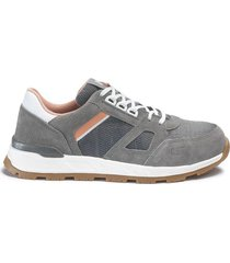 zapato gris caterpillar mujer p91013-91y