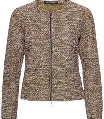 blazer jacket short 1/1 sleeve blazers bouclé blazers beige betty barclay
