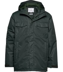 atlas jacket parka jas groen makia
