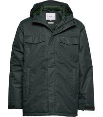 atlas jacket parka jas groen makia