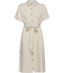 hanna linen dress dresses everyday dresses beige morris lady