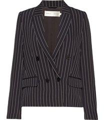 jaceyiw blazer blazer colbert zwart inwear
