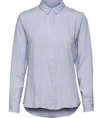 freedom ls shirt långärmad skjorta blå soft rebels