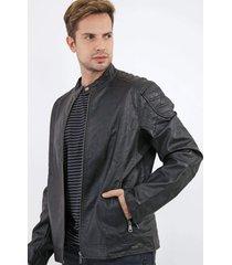 jaqueta colcci preta