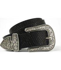 cinturón negro amphora remi