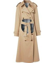 burberry trench coat - neutro