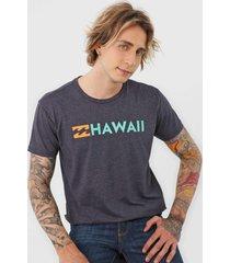 camiseta billabong destination hi grafite