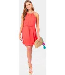 daina flawless dress - pink