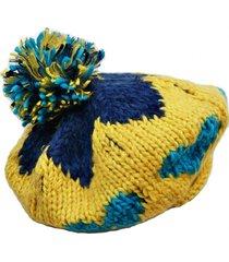 boina patagona amarilla viva felicia