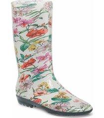 botas de lluvia egil blanco para mujer croydon