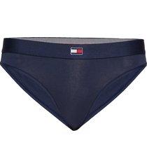 bikini trosa brief tanga blå tommy hilfiger