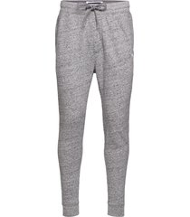 jogger sweatpants mjukisbyxor grå abercrombie & fitch