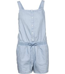 amelia romper morning blues jumpsuit blauw levi´s women