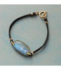labyrinth stone bracelet