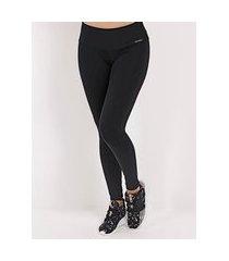 calça legging feminina preto