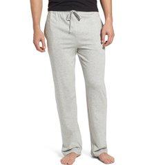 men's polo ralph lauren pajama pants, size small - grey