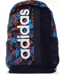 maleta adidas clasica dt5652 lin core - azul