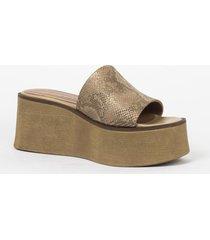 sandalia bronce heyas eric