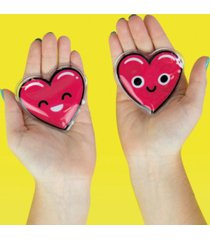 gift republic lovely jubbly heart hand warmers