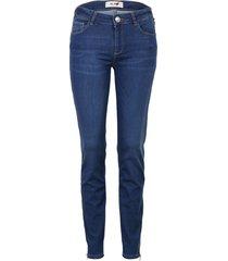 victoria sateen jeans