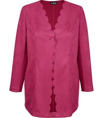 lange blazer m. collection fuchsia