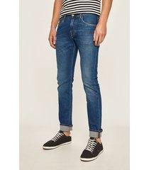 tommy hilfiger - jeansy bleecker stretch slim fit