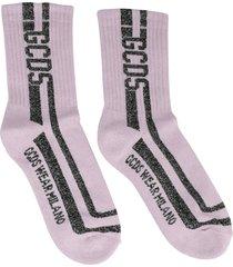 gcds logo socks