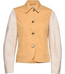 bex outerwear jackets utility jackets geel baum und pferdgarten