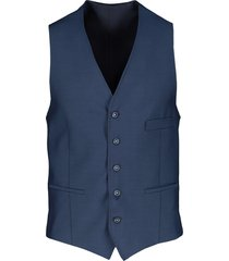 nils memorable moments gilet - blauw