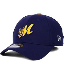 new era montgomery biscuits classic 39thirty cap