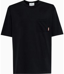 acne extorr pocket t-shirt tshi000242