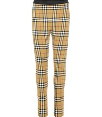 burberry leggings