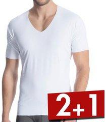 calida fresh cotton v-shirt 14586